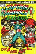 Captain America (1968 1st Series) 162