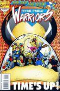 New Warriors (1990 1st Series) 50N