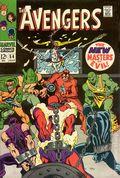 Avengers (1963 1st Series) 54