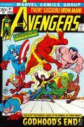 Avengers (1963 1st Series) 97