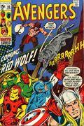 Avengers (1963 1st Series) 80