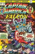 Captain America (1968 1st Series) 190