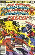Captain America (1968 1st Series) 205