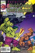 Fantastic Four The World's Greatest Comic Magazine (2001) 5
