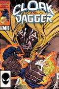 Cloak and Dagger (1985 Marvel 2nd Series) 10