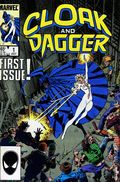 Cloak and Dagger (1985 Marvel 2nd Series) 1