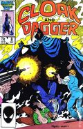 Cloak and Dagger (1985 Marvel 2nd Series) 8