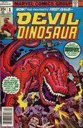 Devil Dinosaur (1978) 1