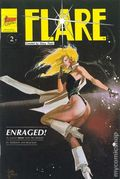 Flare (1989 2nd Series) 2