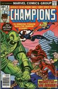 Champions (1975-1978 Marvel 1st Series) 9