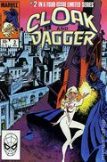 Cloak and Dagger (1983 Marvel 1st Series) 2