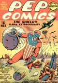 Pep Comics (1940) 3
