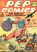 Pep Comics (1940-1987 Archie) 3