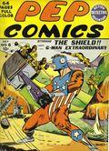 Pep Comics (1940) 6