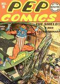 Pep Comics (1940) 9