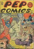 Pep Comics (1940) 12
