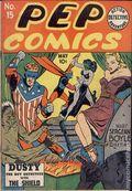 Pep Comics (1940) 15