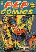 Pep Comics (1940) 18