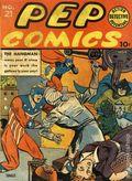 Pep Comics (1940) 21