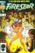 Firestar (1986 Marvel) 3