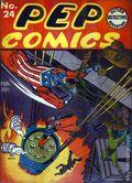 Pep Comics (1940) 24