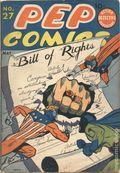 Pep Comics (1940) 27