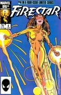 Firestar (1986 Marvel) 4