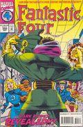 Fantastic Four (1961 1st Series) 392