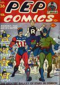 Pep Comics (1940) 36