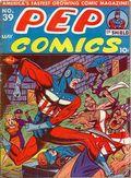 Pep Comics (1940) 39