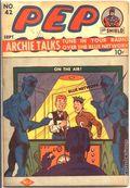 Pep Comics (1940) 42