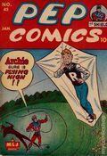 Pep Comics (1940) 45