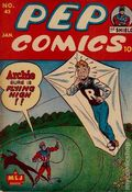 Pep Comics (1940-1987 Archie) 45