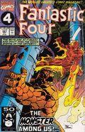 Fantastic Four (1961 1st Series) 357