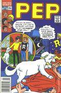 Pep Comics (1940) 410