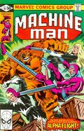 Machine Man (1978 1st Series) 18