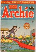 Archie (1943) 10