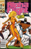 Alpha Flight Special (1991) 1