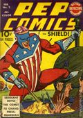 Pep Comics (1940) 2