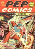 Pep Comics (1940) 5