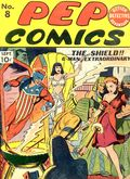 Pep Comics (1940-1987 Archie) 8
