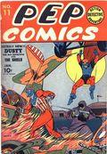 Pep Comics (1940) 11
