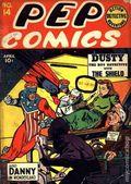 Pep Comics (1940) 14