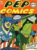 Pep Comics (1940) 17