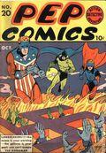 Pep Comics (1940) 20