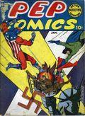 Pep Comics (1940) 23