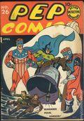 Pep Comics (1940) 26