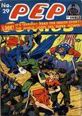 Pep Comics (1940) 29