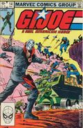 GI Joe (1982 Marvel) 14