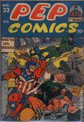 Pep Comics (1940) 32
